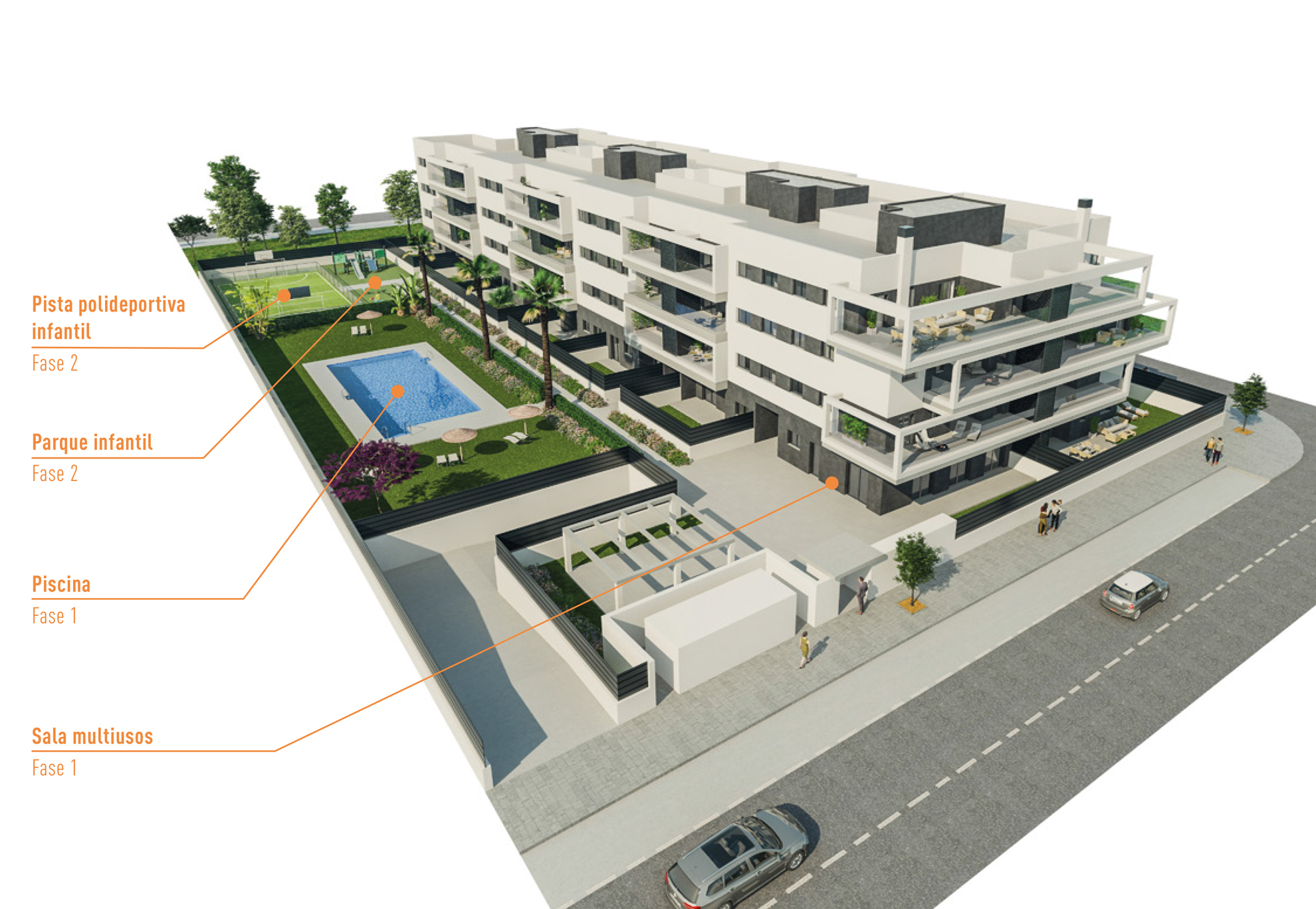 Residencial Plaza Norte | The Urban Living - Zonas Comunes